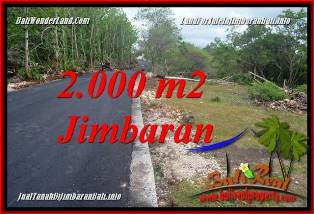 2,000 m2 PROPERTY LAND IN JIMBARAN UNGASAN BALI FOR SALE TJJI133B