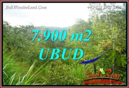 Affordable 7,900 m2 Land for sale in Ubud Bali TJUB729