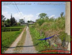 FOR SALE Magnificent 300 m2 LAND IN UBUD TJUB447