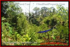FOR SALE Beautiful 800 m2 LAND IN UBUD TJUB457