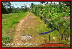 Affordable PROPERTY 800 m2 LAND FOR SALE IN UBUD BALI TJUB457