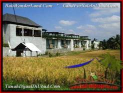 Beautiful PROPERTY 1,500 m2 LAND SALE IN Sentral Ubud TJUB508