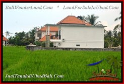 1,500 m2 LAND FOR SALE IN Ubud Pejeng TJUB541