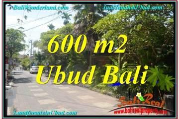 Affordable 600 m2 LAND SALE IN UBUD TJUB644