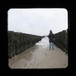 Am Strand von Zeeland