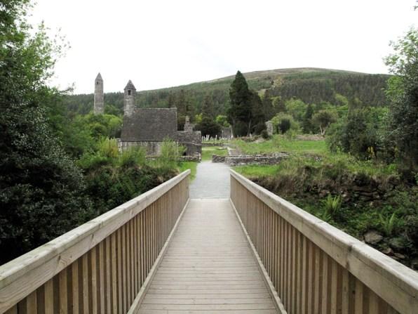 """Glendalough – """"Tal der zwei Seen"""""""