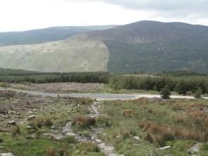 von Glendalough nach Glenmalure