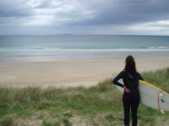 Narosa   Surf School & Shop in Dunfanaghy (Donegal)   Hier am Tramore Beach