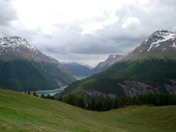 Wandern durch Graubünden im Nationalpark
