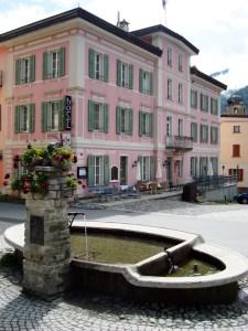 Das Hotel Piz Linard in Graubünden