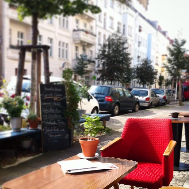 Naherholung in Berlin: Im Kiez