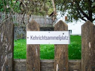 Das Bergdorf Zillis