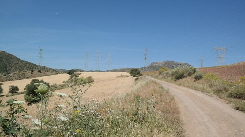 Wandern in den Bergen Anadalusiens