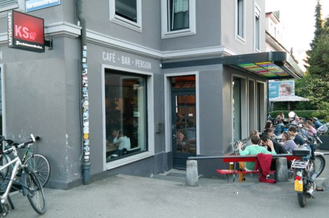 Kafi Schnaps in Zürich