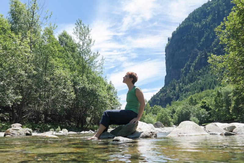 Via Spluga – Etappe 4: Von Isola bis Chiavenna