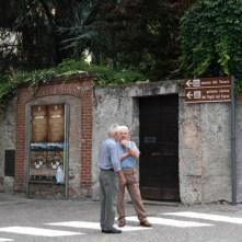 Entschleunigung in Chiavenna