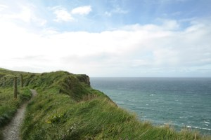 Cliffs of Moher Walk