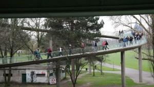 Über 7 Brücken — Zoobrücke