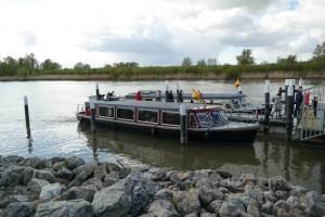 Bootsrundfahrt am Museum Biesbosch