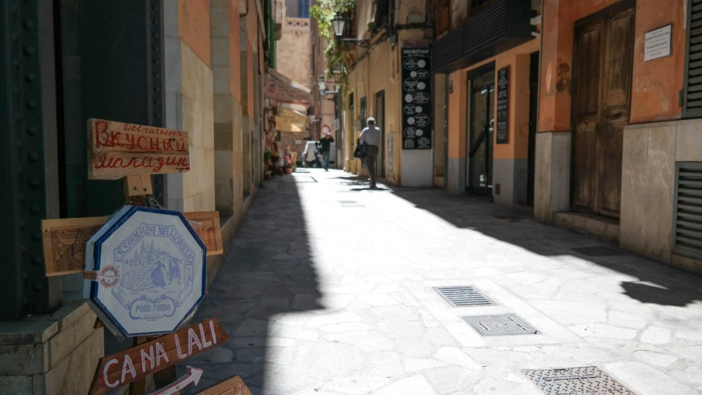 Kulinarischer Spaziergang durch Palma