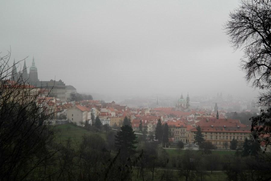 """Die """"goldene Stadt"""" Prag"""