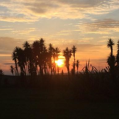 Costa Rica: Rincon-de-la-Vieja Sunset