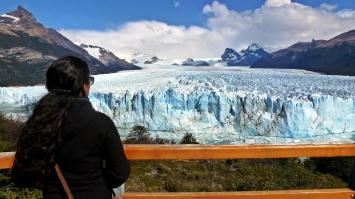 Gletscher Perito Moreno, Patagonien, Argentinien