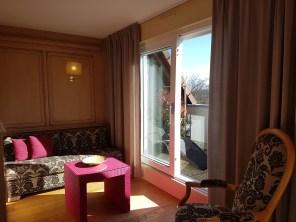 Die Zimmer im La Clairière