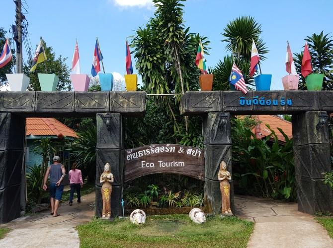 Willkommen im Vergnügungspark Ton Tan Resort