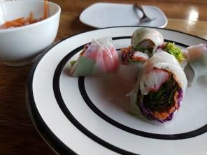 Exzellent lecker in Khun Lee´s Restaurant