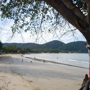 Ein Strand schöner als der andere in der Thong Ching Bay