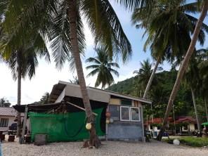 Auch hier am Kwang Pao Beach sind wir nur unter Einheimischen