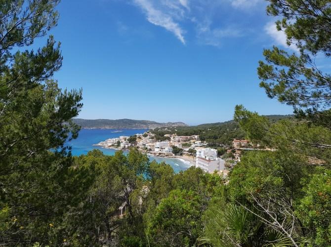 Sant Elm im Nordosten Mallorcas