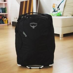 Reisen mit Handgepäck: Osprey im Test