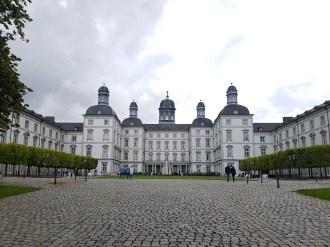 Der Bensberger Schlossweg