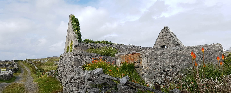 Reise zurück in die Vergangenheit auf Inishmore