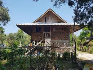 Die Ecofarm auf Koh Lanta