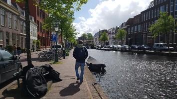 Ausflug nach Leiden