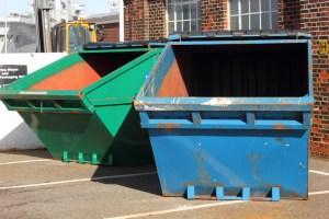 Metal Dumpsters