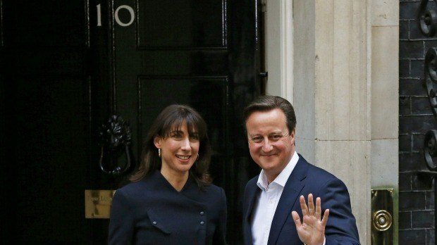 Conservatives Win Majority At General Election 2015
