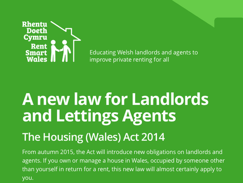 Rent Smart Wales – The New Brand Launched for Wales Licensing