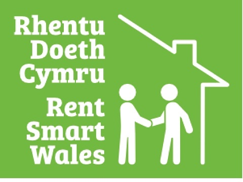 Landlords are reminded of the need to register with Rent Smart Wales