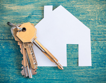 Average rental deposit hits almost £1,300