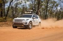 Land Rover Experience Tour Australia 2015
