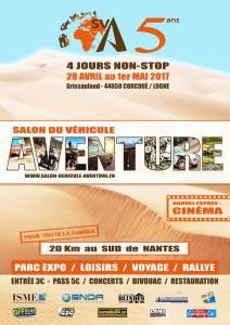5° SVA - Salon du Véhicule d'Aventure @ Grissauland - Corcoué | Corcoué-sur-Logne | Pays de la Loire | France