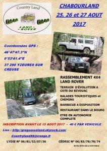 12° ChabourLand @ Yzeures sur Creuse | Yzeures-sur-Creuse | Centre-Val de Loire | France
