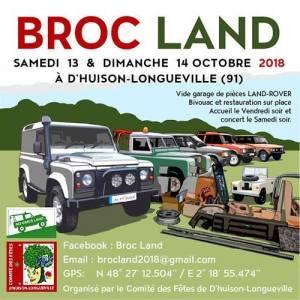Broc'Land 2018 @  D'Huison-Longueville | D'Huison-Longueville | Île-de-France | France