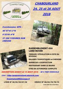 13° Chabourland @ Yzeures sur Creuse | Yzeures-sur-Creuse | Centre-Val de Loire | France