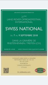 21ème Swiss National @ Finsterhennen | Finsterhennen | Berne | Suisse