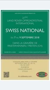 21ème Swiss National @ Finsterhennen | Finsterhennen | Berne | Suisse